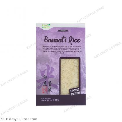 LOVE EARTH Low Gi Basmati Rice (900gm)