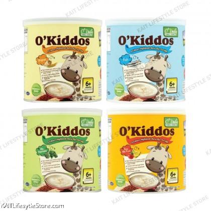 O'DAILY O'Kiddos 4 Colour Bario Rice Porridge [HALAL] (220g) {6m+}