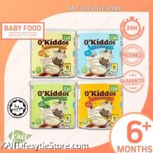 O'DAILY O'Kiddos 4 Colour Bario Rice Porridge [HALAL] (220g)
