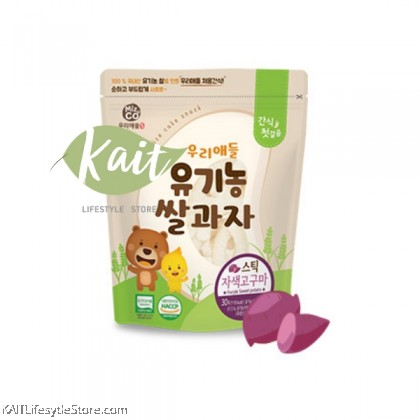 MIZNCO Organic Baby Rice Stick (30g) [8m+]