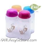 Beeson Breast Milk Storage Bottle (4's) (150ml)