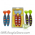 Beeson Baby Easy Grip Spoon & Fork