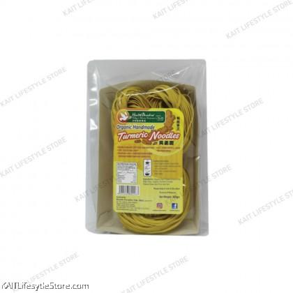 HEALTH PARADISE Organic Handmade Turmeric Noodles (200gm)