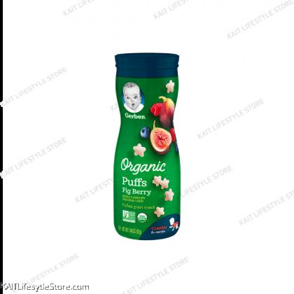 Gerber Organic Puffs