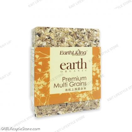 EARTH LIVING Organic Premium Multi Grains (1kg)