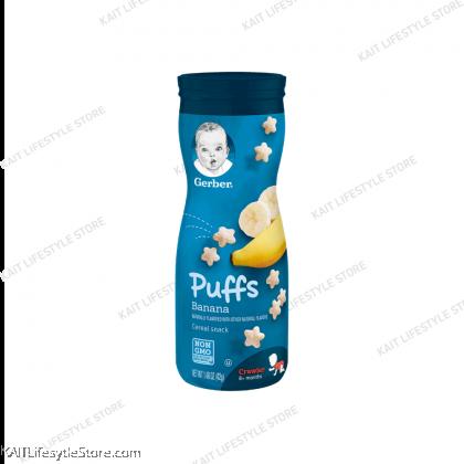 Gerber Puffs