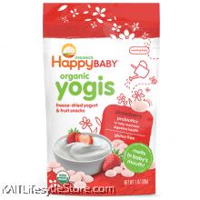 HAPPYBABY: Happy Yogis - Strawberry (28g)