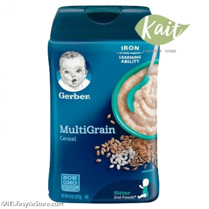Gerber 2nd Foods Cereal