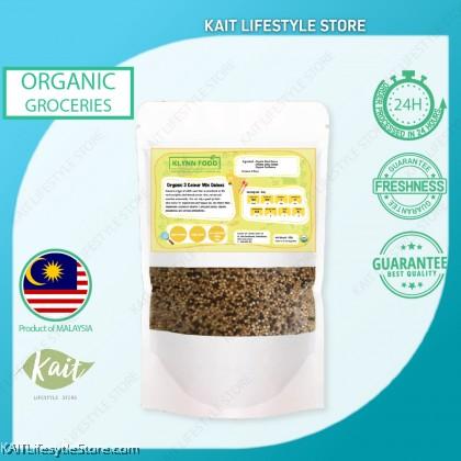 KLYNNFOOD Organic 3 Colour Mixed Quinoa (150gm)