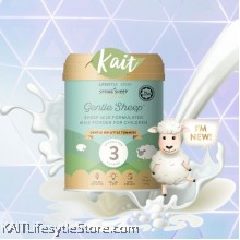 SPRING SHEEP NZ: Gentle Sheep Toddler Milk - Steps 3 (700gm) [HALAL]