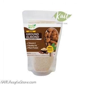 LOVE EARTH Natural Almond Flour - Ground Almond (200gm)