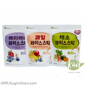 Renewallife DdoDdoMam Organic Rice Stick