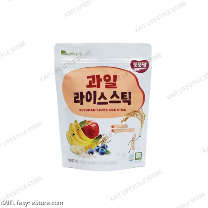 Renewallife DdoDdoMam Organic Rice Stick (7m+)