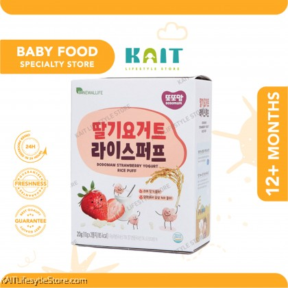 Renewallife DdoDdoMam Rice Puff (12m+)
