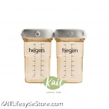 Hegen PCTO 240ml/8oz Breast Milk Storage PPSU (2-Pack)