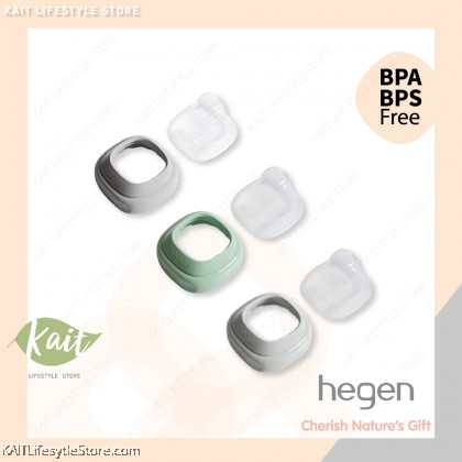 Hegen PCTO Collar And Transparent Cover