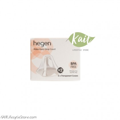 Hegen Transparent Cover (2-Pack)