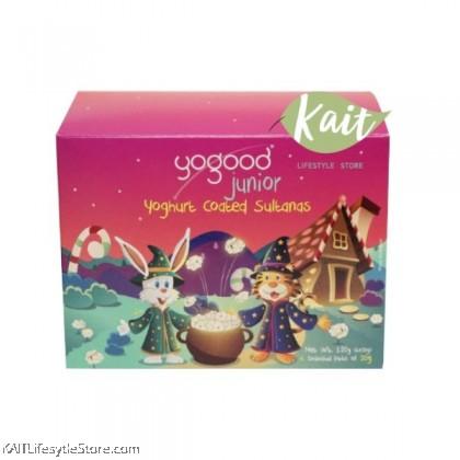 YOGOOD Junior Coated With Yoghurt (120g)