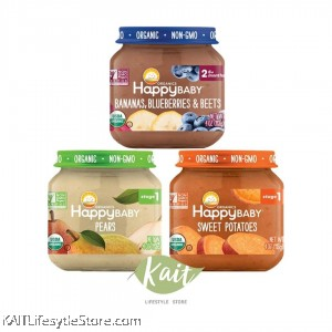 HAPPYBABY Stage1 Crafted Jar (4oz)