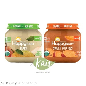 Happy Baby Stage1 Crafted Jar (4oz)
