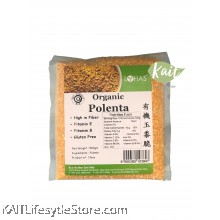 LOHAS Organic Polenta (500gm)