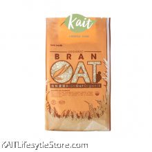 LOVE EARTH Organic Oat Bran (400gm)