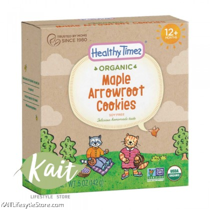 HEALTHY TIMES Organic cookies [12m+]