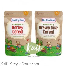 HEALTHY TIMES Organic Baby Cereal (142g) [4m+]
