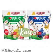 LITTLE DUCK Organic Puffs (84g)