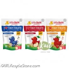 LITTLE DUCK Organic Dried Fruits Snacks (21g)
