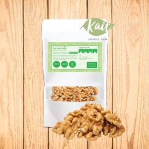 KLYNNFOOD Roasted Nuts Walnut - Unsalted (160g)