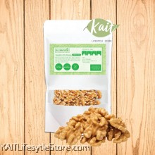 KLYNNFOOD Roasted Nuts Walnut - Unsalted (270g)