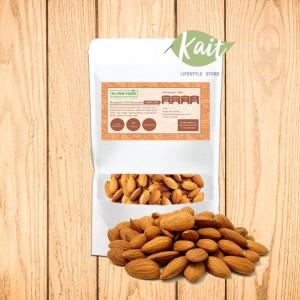 KLYNNFOOD Roasted Nuts Almond - Unsalted (330g)