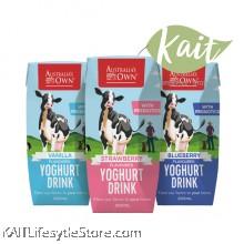 AUSTRALIA'S OWN Yoghurt Drinks (200ml)