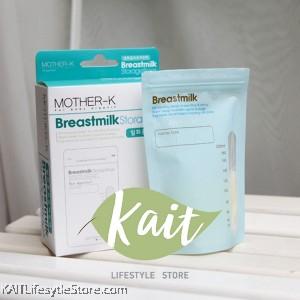 [K-MOM] MOTHER-K Breastmilk Storage Bags Disposable (30pcs)