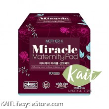 [K-MOM] MOTHER-K Miracle Maternity Pads (10pcs)