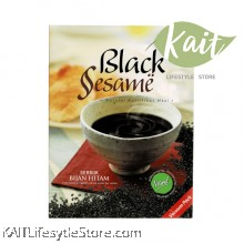 HEI HWANG Pure Black Sesame Powder (400g) [HALAL]