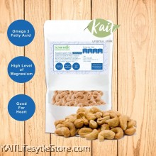 KLYNNFOOD Roasted Nuts Cashew - Unsalted (180g)