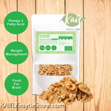 KLYNNFOOD Roasted Nuts Walnut - Unsalted (90g)