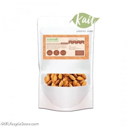 KLYNNFOOD Roasted Nuts Almond Salted