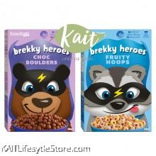 BREKKY HEROES Cereal