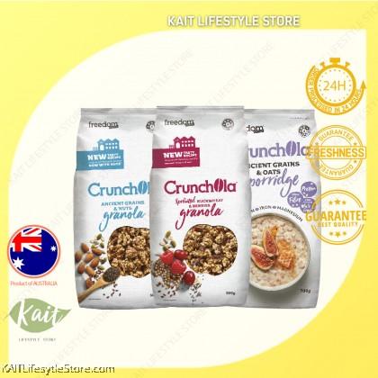 CRUNCHOLA Granola & Porridge