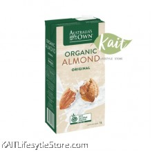 AUSTRALIA'S OWN Organic Almond Original (1L)