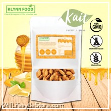 KLYNNFOOD Roasted Honey Butter Almond (190g)