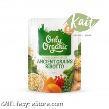 ONLY ORGANIC Ancient Grains Risotto (170g) [8 months]