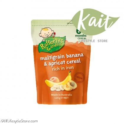 RAFFERTY'S GARDEN Cereal & Porridge (125g) [4months ~ 6months]