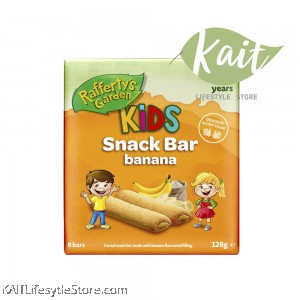 RAFFERTY'S GARDEN Kids Snack Bar (128g) [12months+]