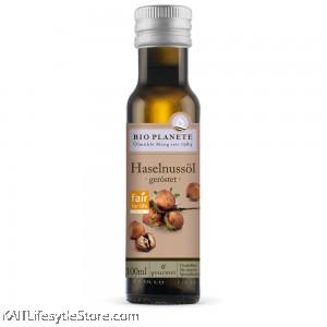 BIO PLANET Organic Macadamia Oil / Organic Virgin Hazelnut Oil (100ml)