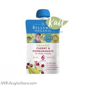 BELLAMY'S Ready to Serve Pear Puree