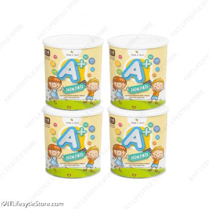 MIWAKO A-Plus Plant Based Milk (700gmX4) Combo Pack